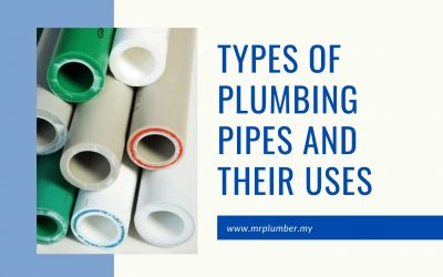 Types Of Plumbing Pipes And Their Uses [ Feb 2021 ]