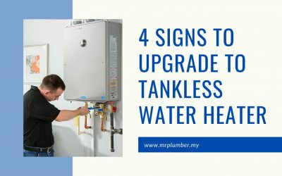 4 Signs To Upgrade To Tankless Water Heater [ May 2021 ]