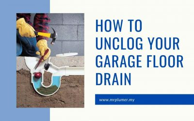 How To Unclog Your Garage Floor Drain [ May 2021 ]