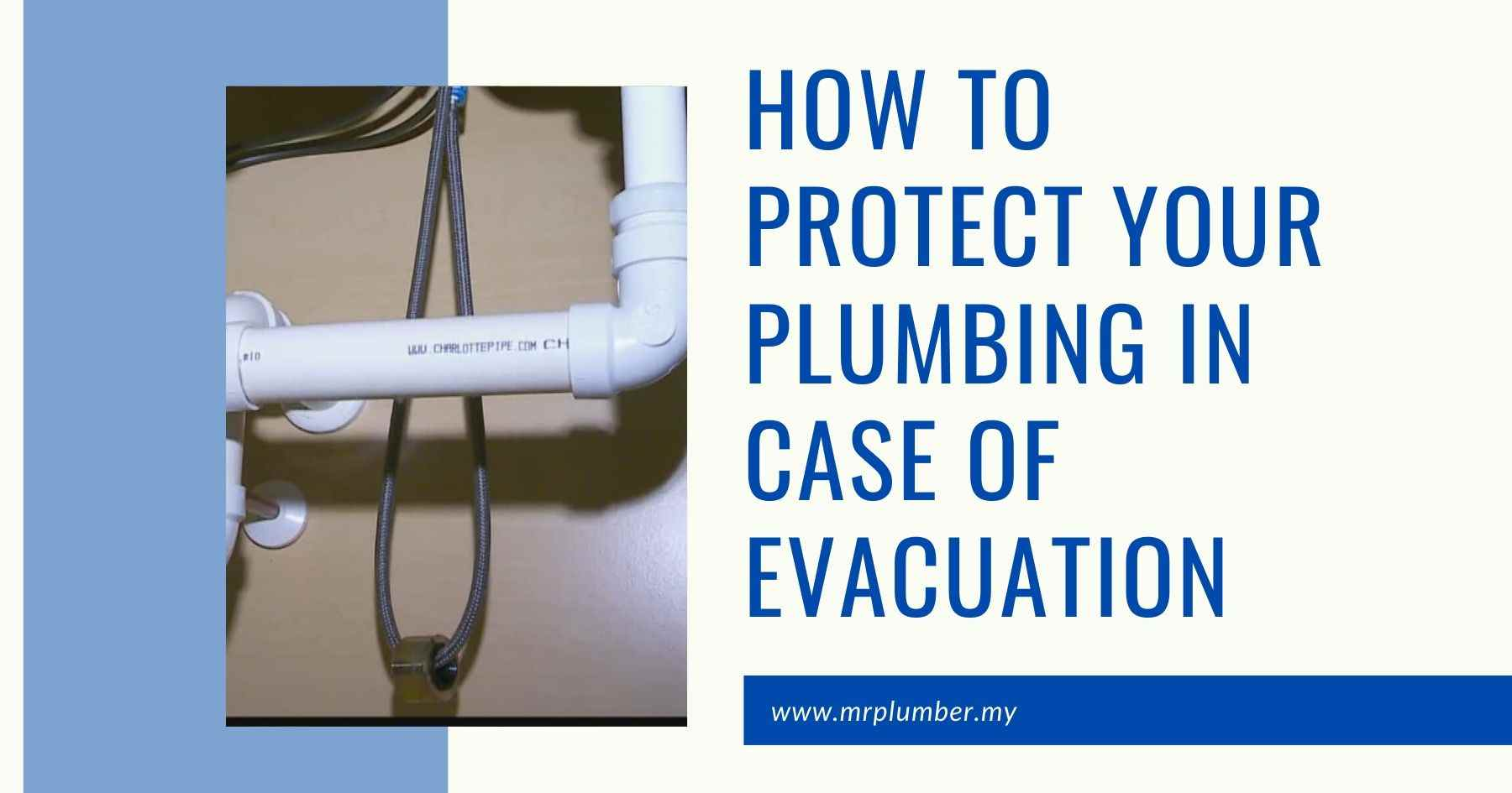 How to Protect Your Plumbing