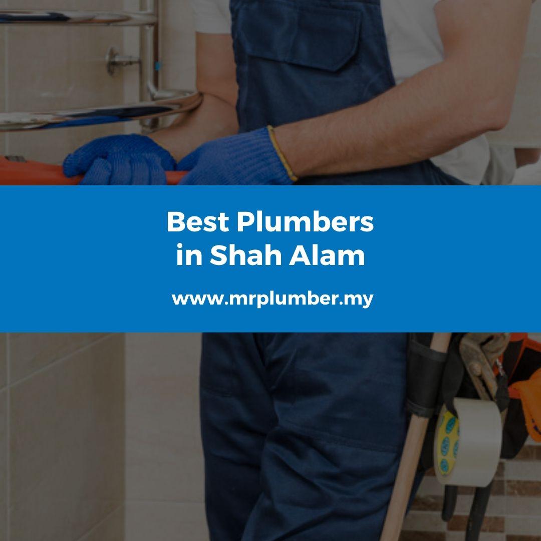 Plumber Shah Alam