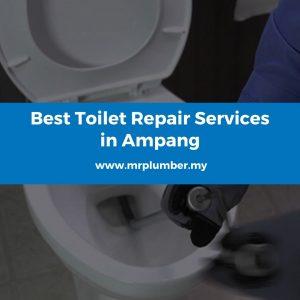 Toilet Repair Ampang