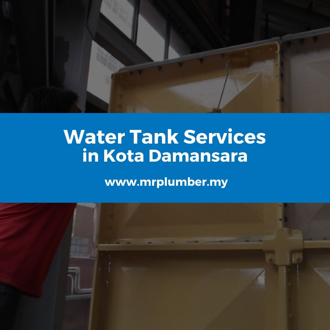 Water Tank Services Kota Damansara