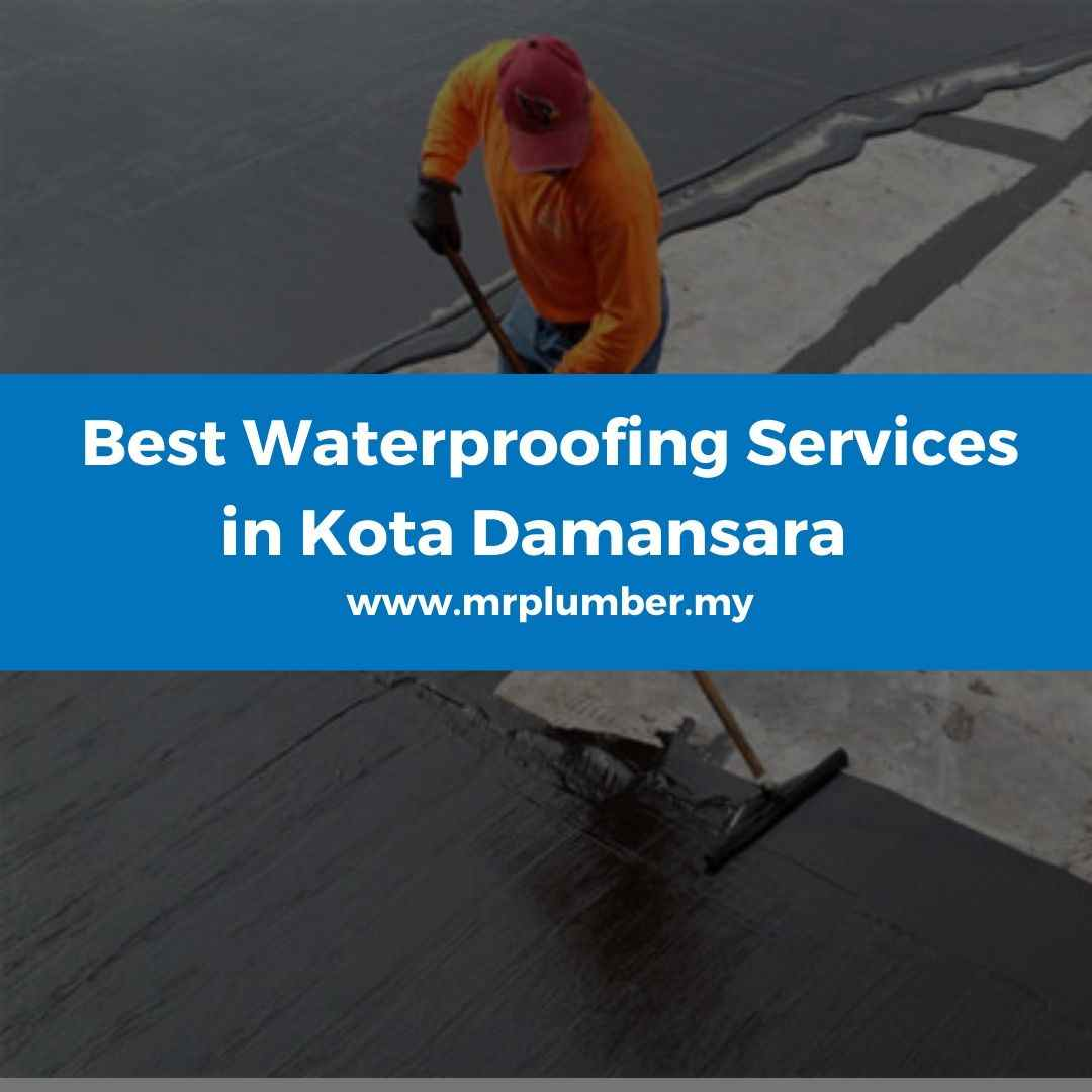 Waterproofiing Services Kota Damansara