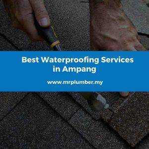 Waterproofing Services Ampang