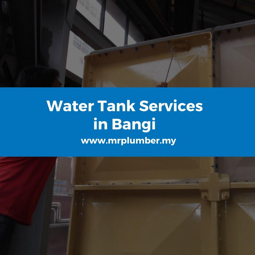 Water Tank Services Bangi