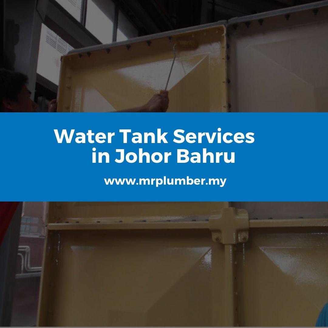 Water Tank Services Johor Bahru