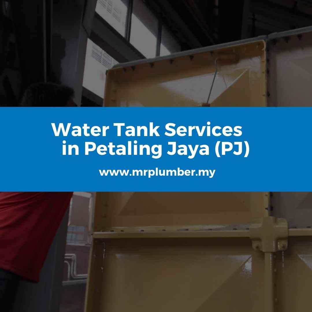 Water Tank Services Petaling Jaya