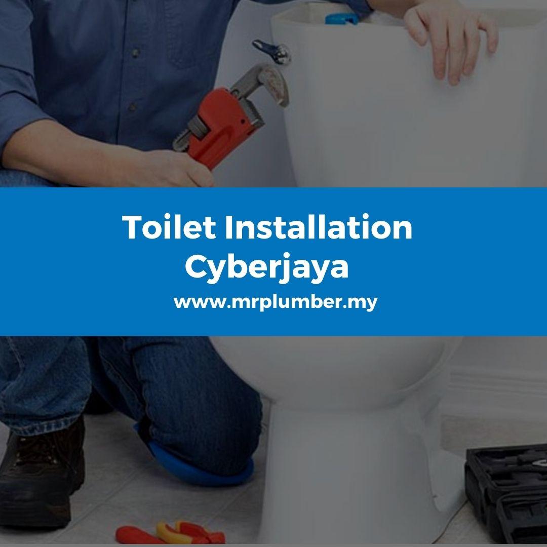 Toilet Installation Cyberjaya