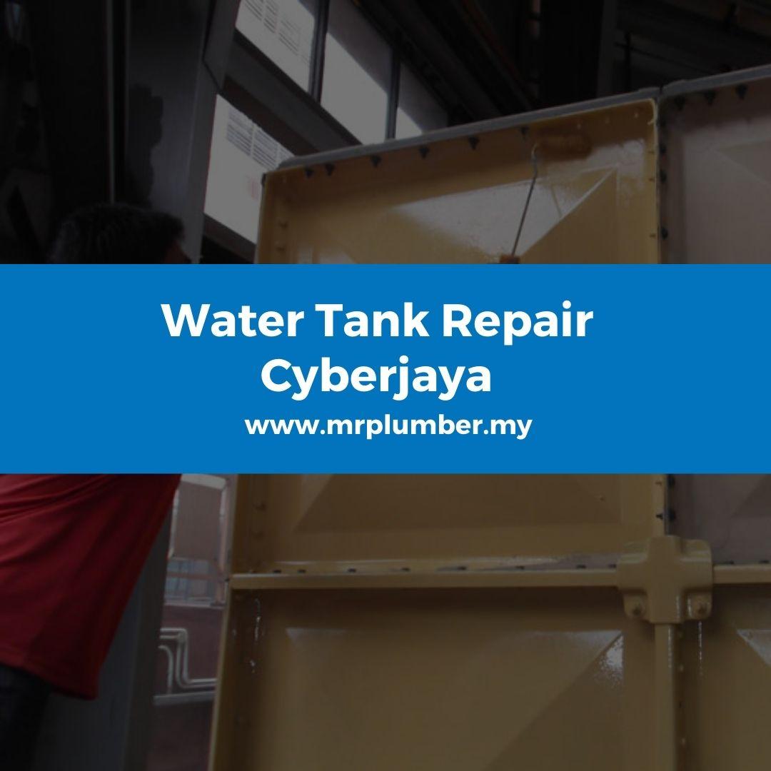 Water Tank Repair Cyberjaya