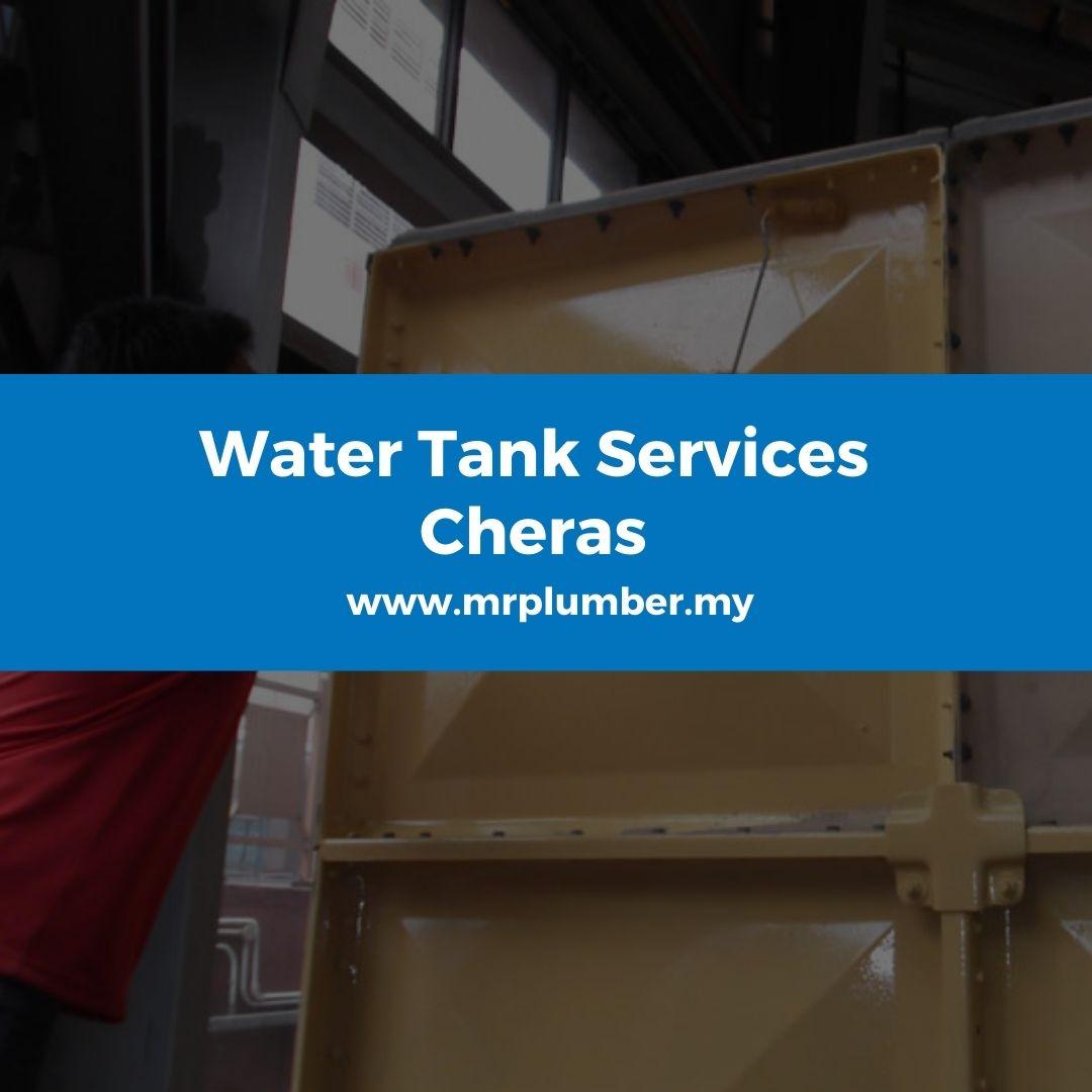 Water Tank Services Cheras