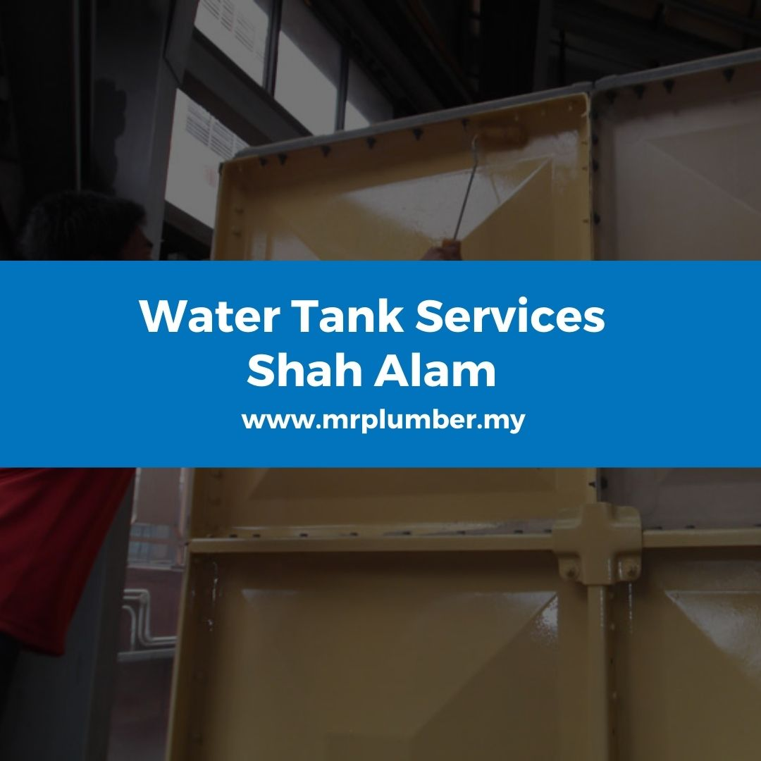 Water Tank Services Shah Alam