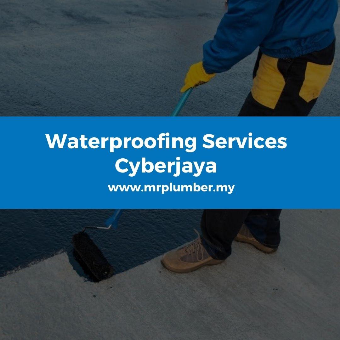 Waterproofing Services Cyberjaya