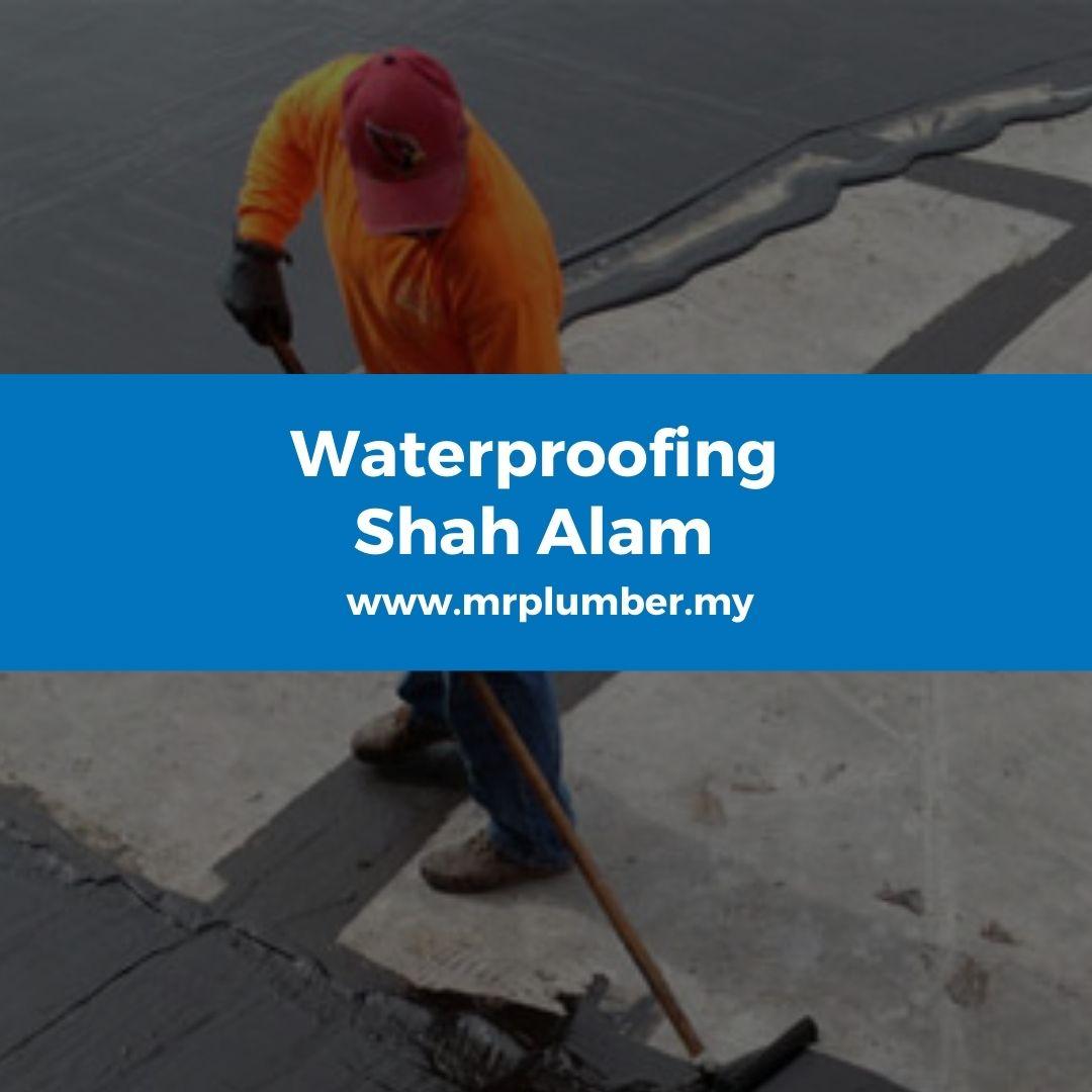 Waterproofing Shah Alam