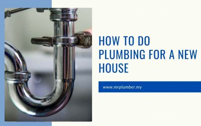 How To Do Plumbing For a New House