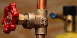 Main Water Shut-Off Valve