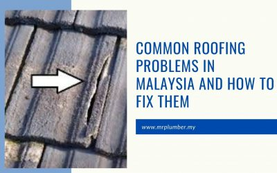 Common Roofing Problems in Malaysia and How to Fix Them