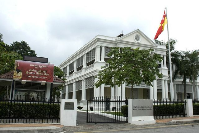 Royal Gallery of Sultan Abdul Aziz Klang
