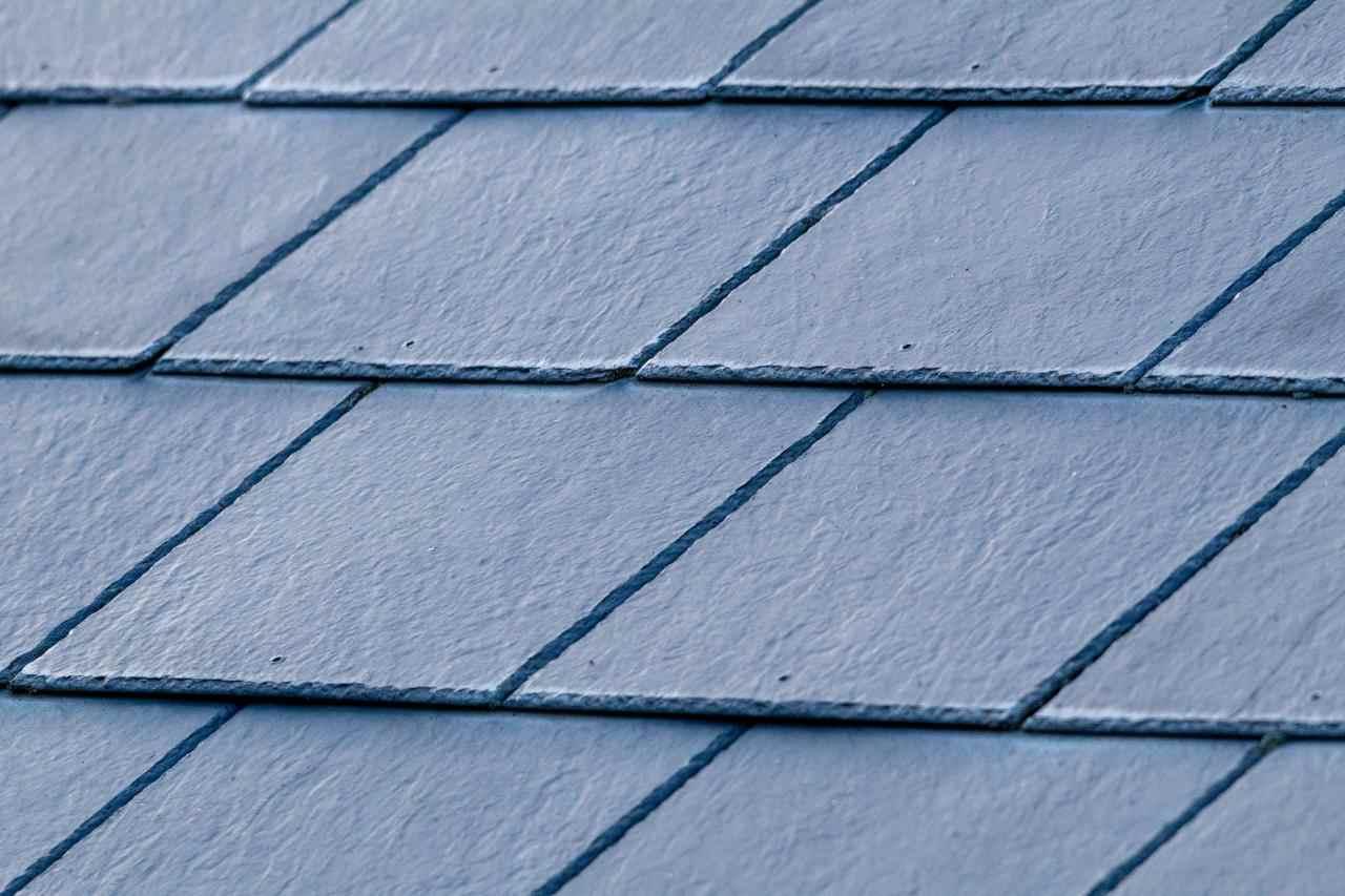 Slate shingles image