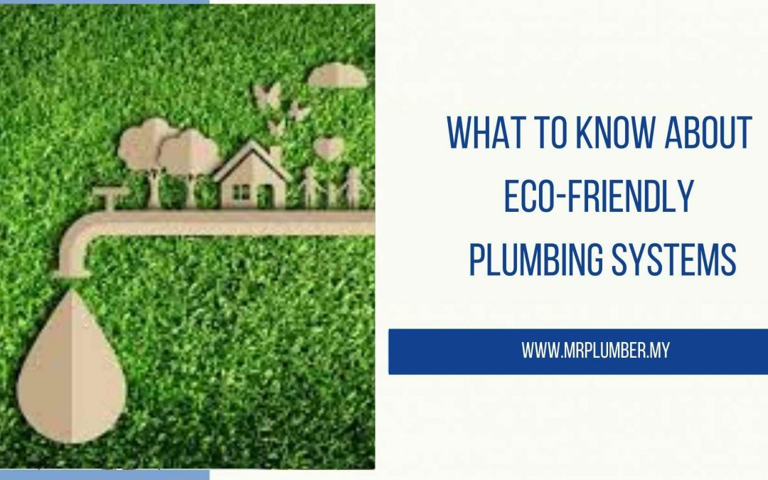 Eco-Friendly Plumbing Systems