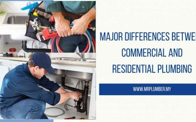 Major Differences Between Commercial and Residential Plumbing