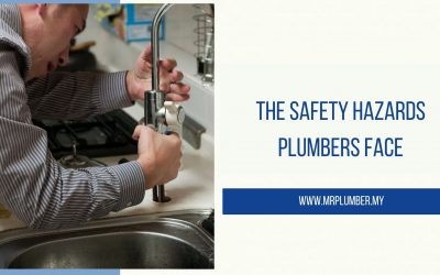 The Safety Hazards Plumbers Face